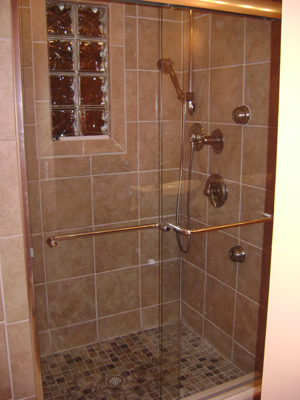 Custom Showers and Tile Work